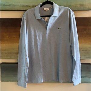 🔥 SALE Lacoste | Long Sleeve Polo Shirt